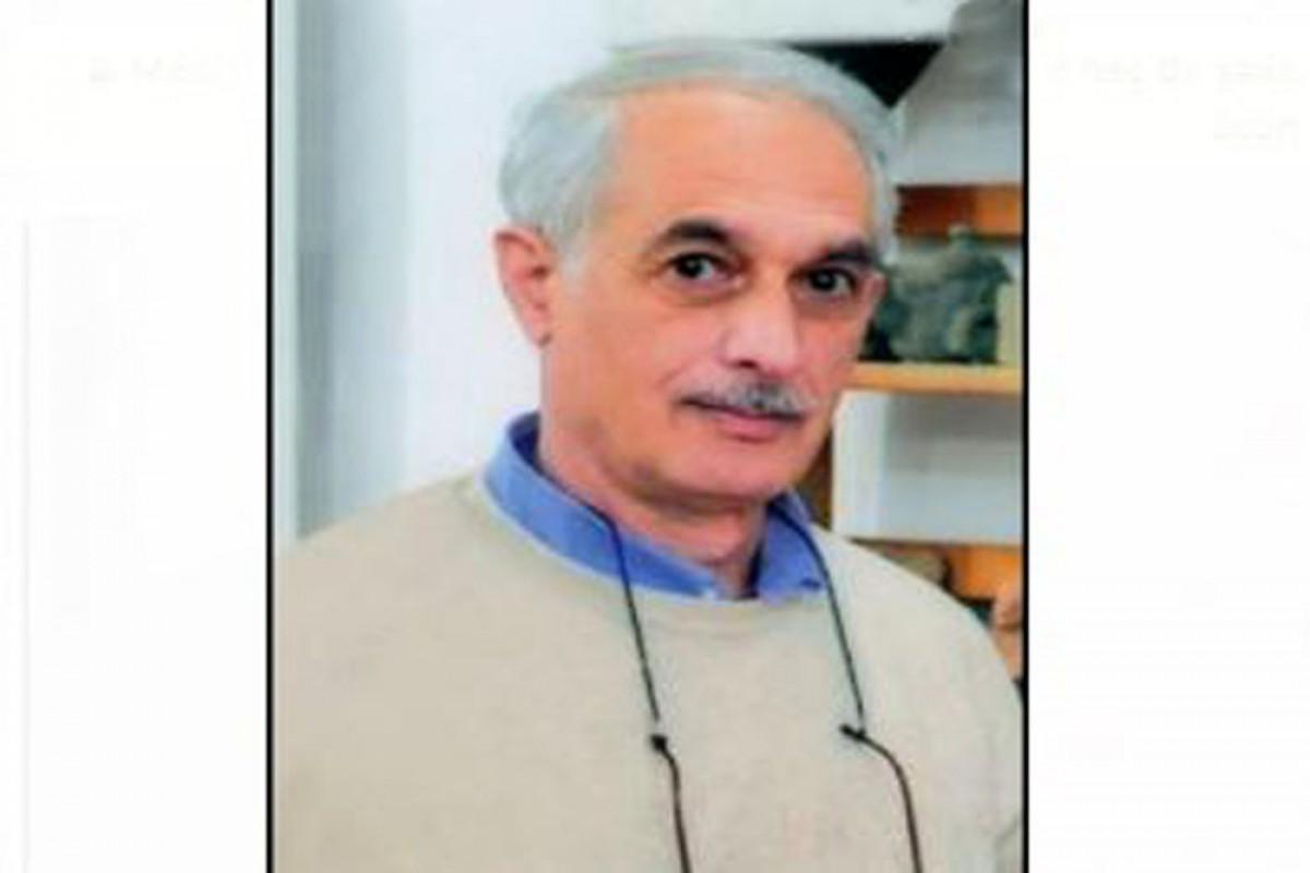 заслуженный художник Азербайджана Намиг Дадашов